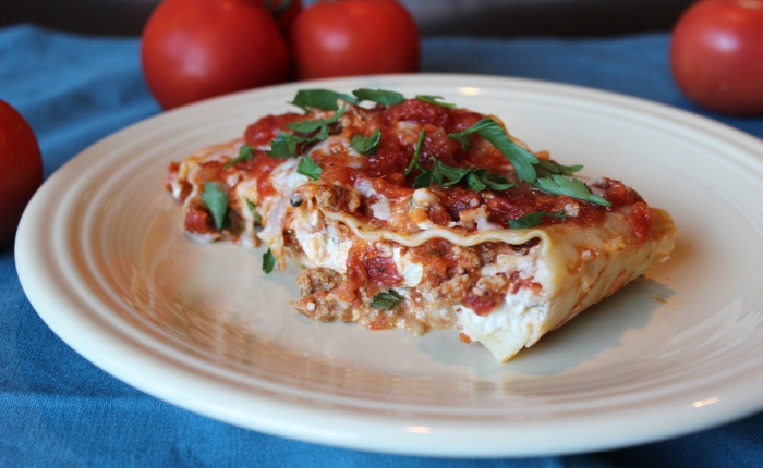 Lasagna Roll Ups l My Kitchen Craze