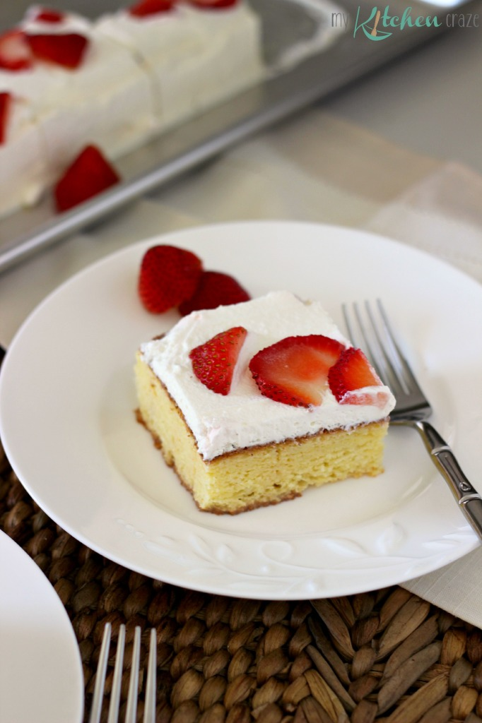 Tres Leches Cake 3