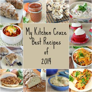 Best Recipes of 2014