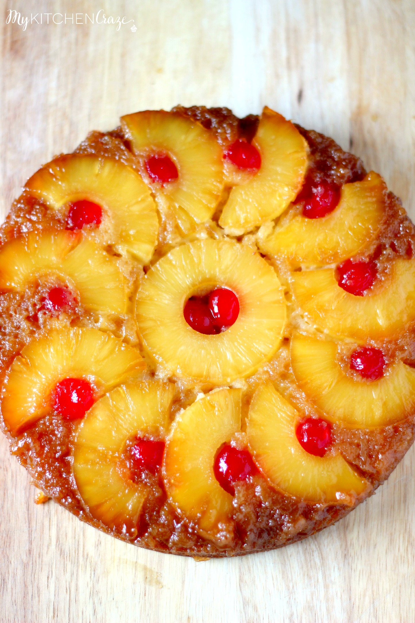 Fruit Cake With Pineapple Pieces