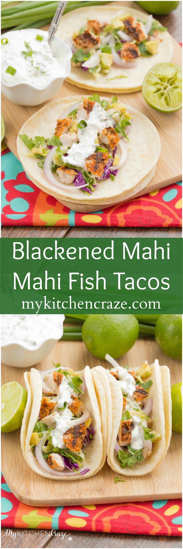 how to cook mahi mahi tacos