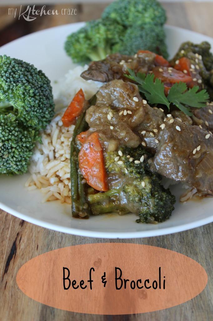 Beef & Broccoli 1