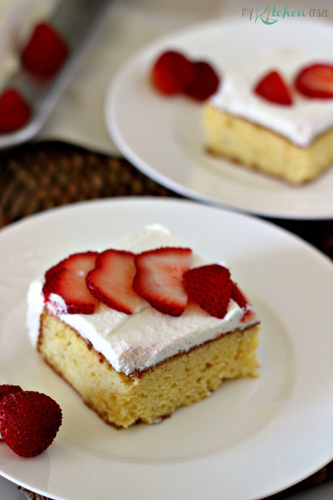 Tres Leches Cake 2
