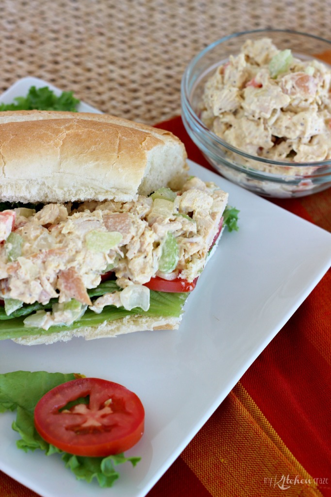 Turkey Salad 1