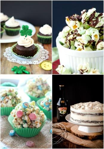 20+ St Patrick's Day Recipes ~ www.mykitchencraze.com