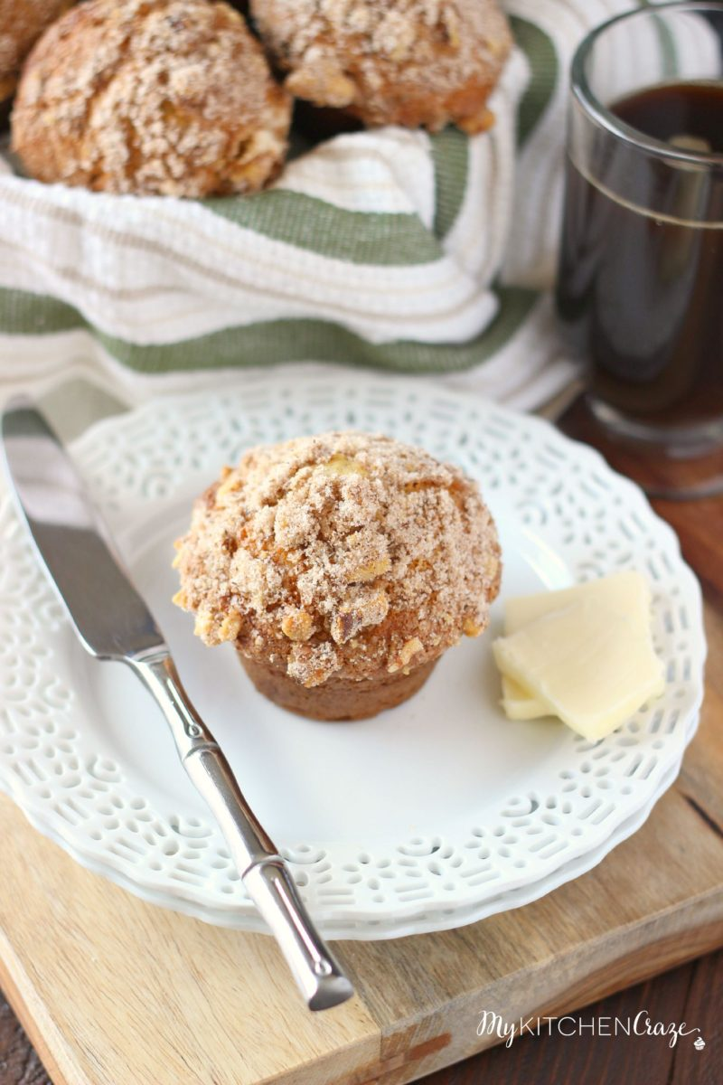 Muffin Recipes My Cafe
