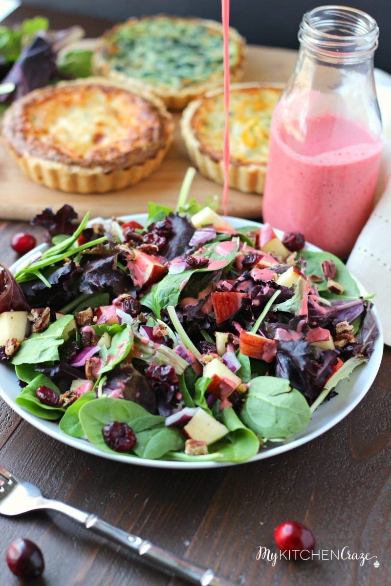 Apple Cranberry Chicken Salad Recipe