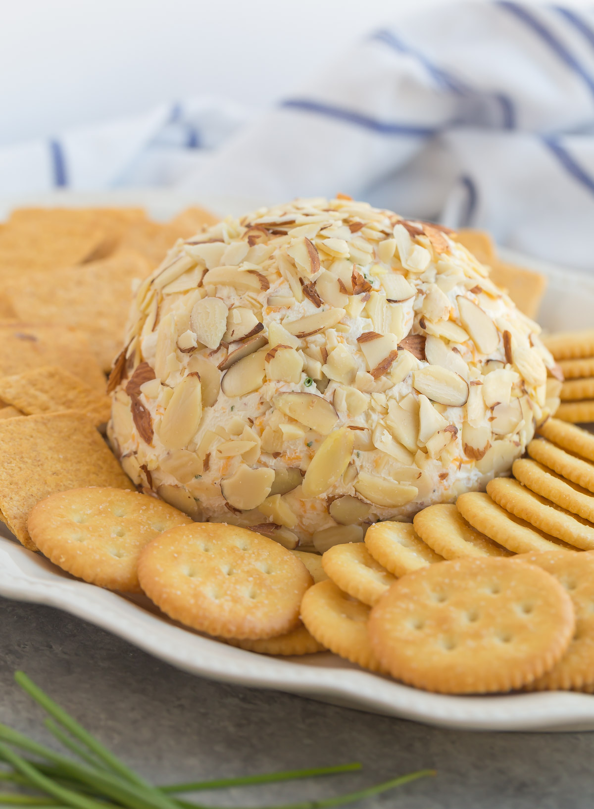 Easy Cheese Ball And A Recipe Video My Kitchen Craze