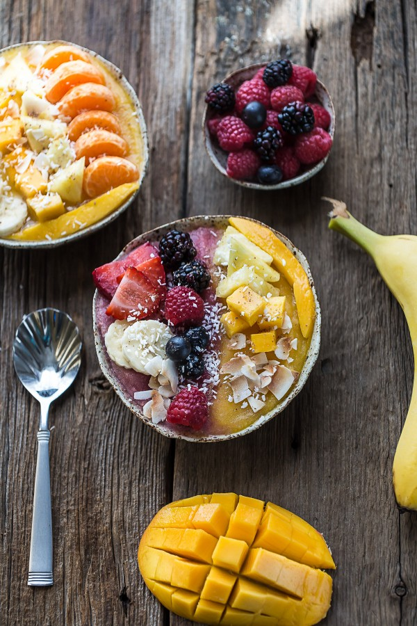 Berry-Mango-Coconut-Layered-Smoothie-Bowl
