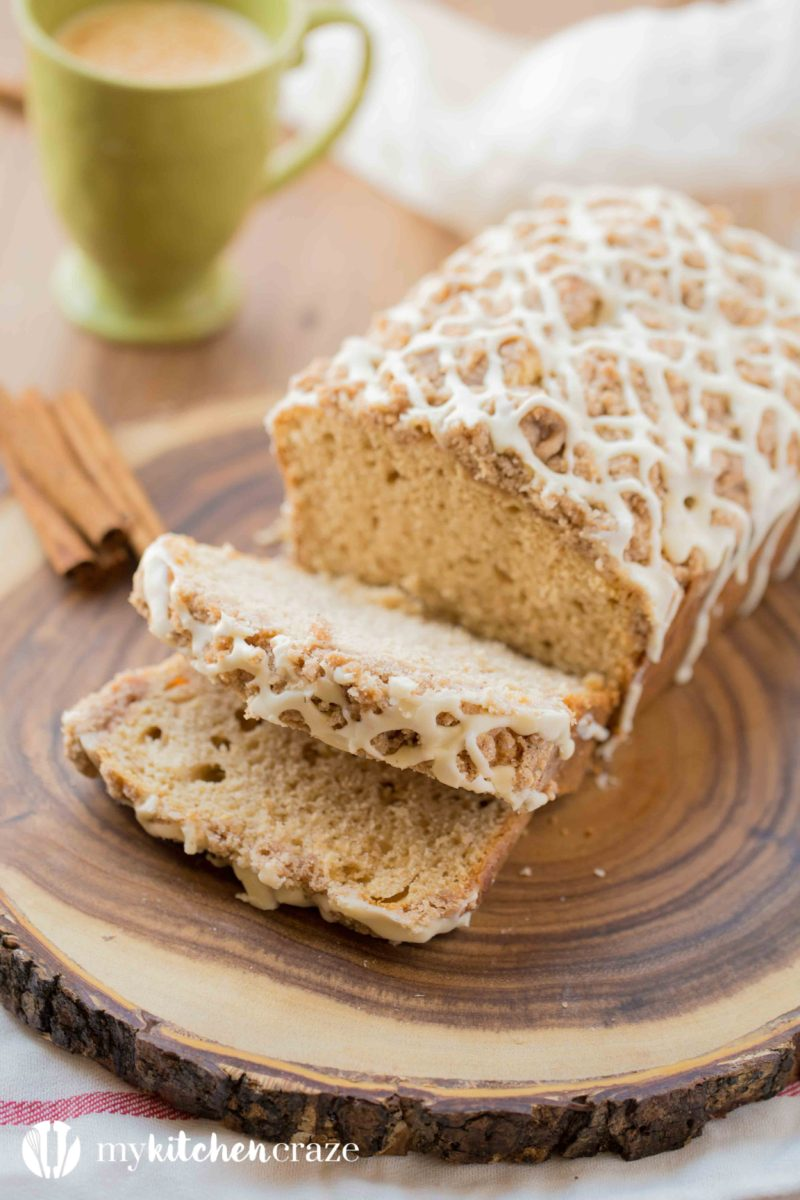Eggnog Quick Bread Should Be On Your Holiday Baking List