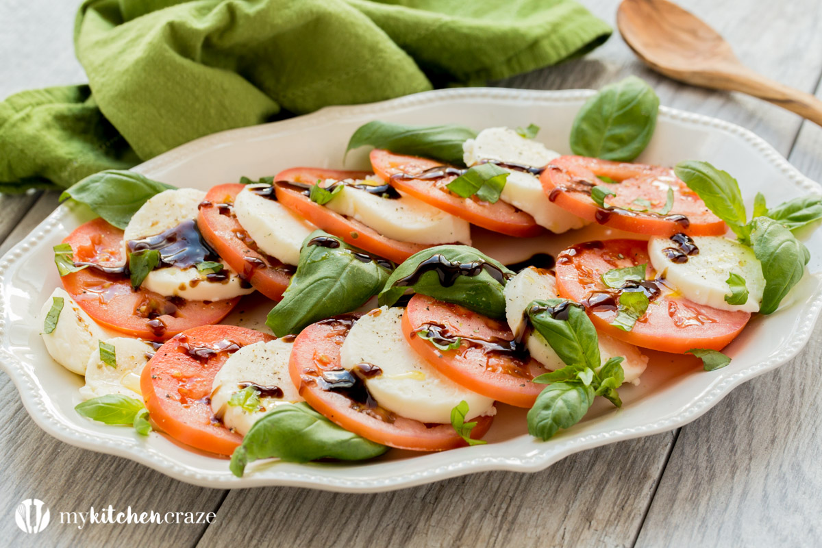 Caprese Salad My Kitchen Craze