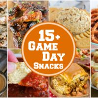 Best Game Day Snacks